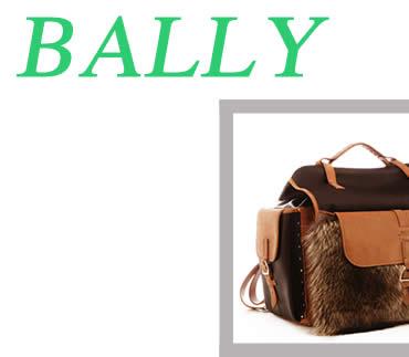 Bally menswear collection