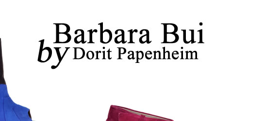 Barbara Bui - Fashion clothing, Accessories, Shoes, Jeans, Perfumes