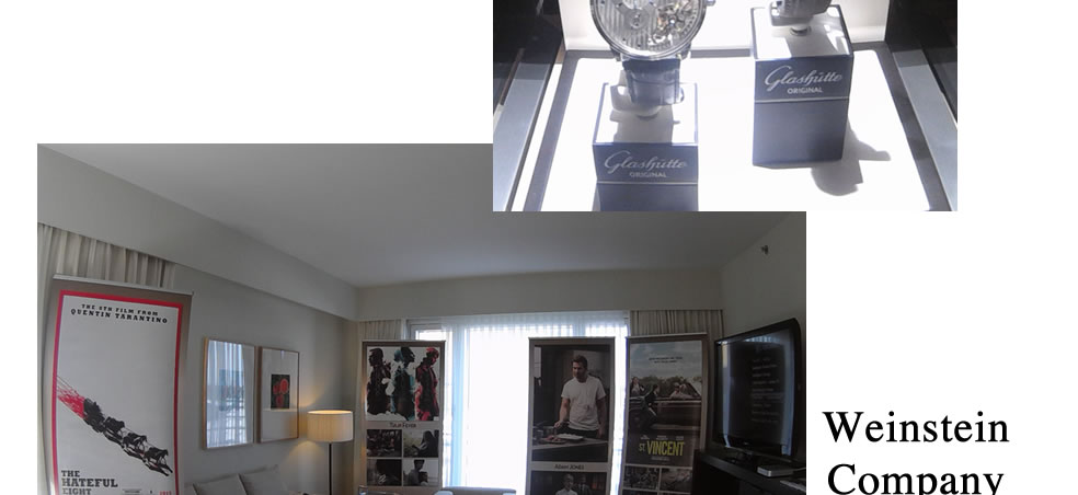 The Glare - Berlinale  2015