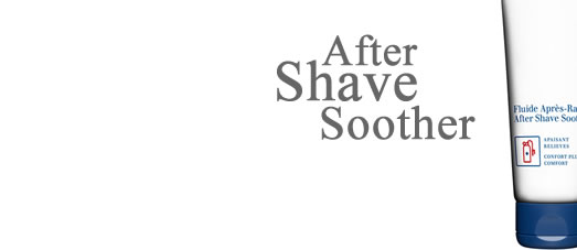 A Smoother Shave Clarins Men