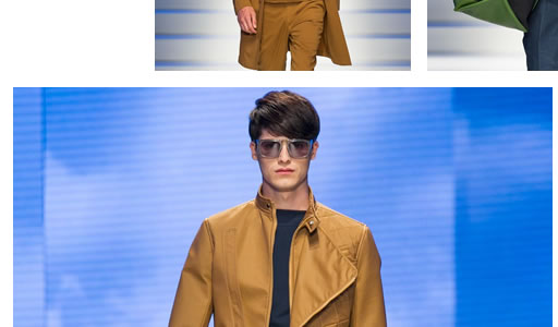 The Glare - Salvatore Ferragamo Designer menswear