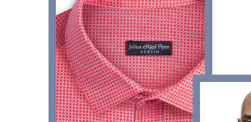 The Glare - Julius Errol Flynn Berlin - Quality Shirts for men