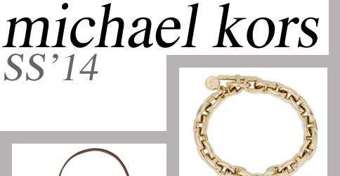 Michael Kors SS 2014