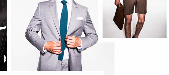 The Glare - Stephen F - timeless well-tailored clothes in high quality fabrics