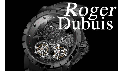 Roger Dubuis - Swiss Watch Manufacturer