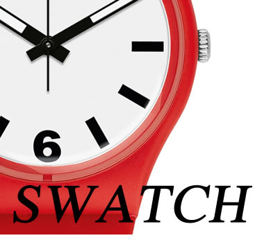 Explore the world of Swatch