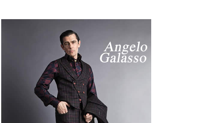 Featuring Designer Clothes -  Designer Mens Fashion Angelo Galasso