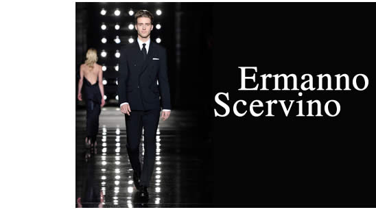 Featuring Designer Clothes - Designer Mens Fashion Ermanno Scervino