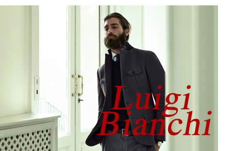 Featuring Designer Clothes - Designer Mens Fashion Luigi Bianchi Mantova