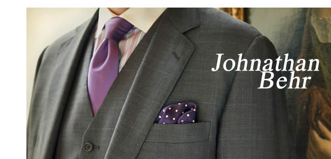 Featuring Designer Clothes - Designer Mens Fashion Johnathan Behr