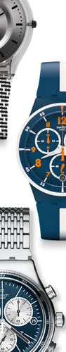 The World of Swatch
