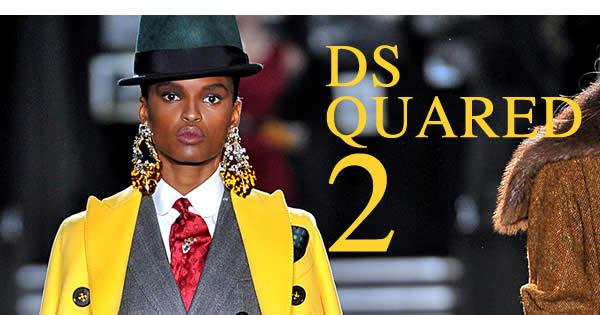Dsquared2 sexy, bold, graphic, in your face. Designer fashion, Designer Womenswear