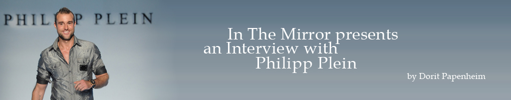 The Glare - Interview - designer PHILIPP PLEIN