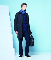 027 LACOSTE FW13-14 Menswear Look Book