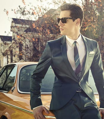 The Glare - Featuring Designer Clothes - Drykorn Men Exclusive Men Suits