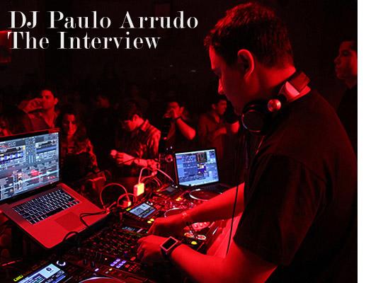 The Glare - Paulo Arrudo Interview