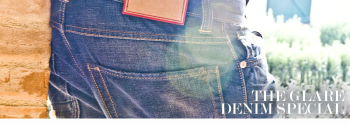 The Glare - Featuring Designer Clothes - THE GLARE DENIM SPECIAL