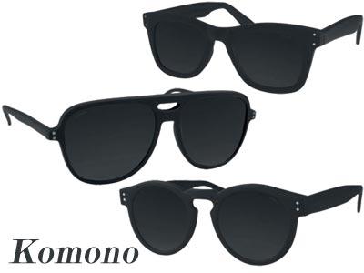 The Glare - Sunglasses - KOMONO Optics