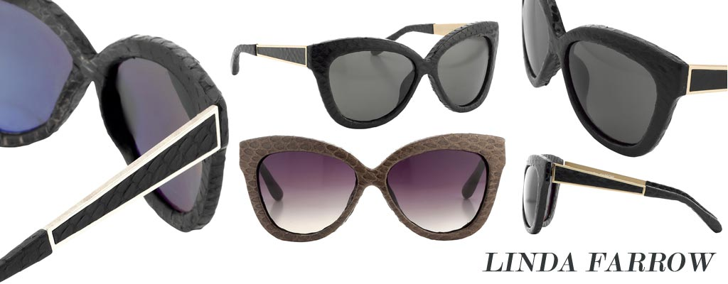 The Glare - Sunglasses - Linda Farrow Glasses