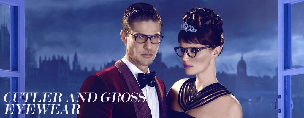 The Glare - Featuring Designer Clothes - Cutler and Gross