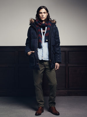 Featuring Designer Clothes - Tommy Hilfiger Denim Clothes for Men, accessories and shoes